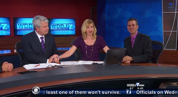 After Shooting, Virginia News Show Returns to Air With Help
