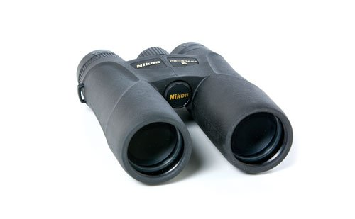 St. Louis Gift Guide Nikon Prostaff7 binoculars