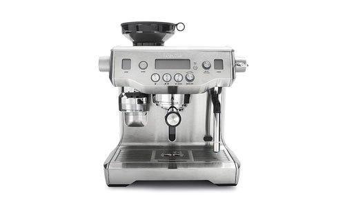 St. Louis Gift Guide Breville Barista Express espresso maker