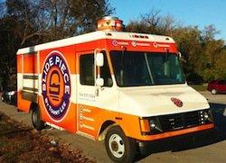 Samantha Mitchell Food Truck