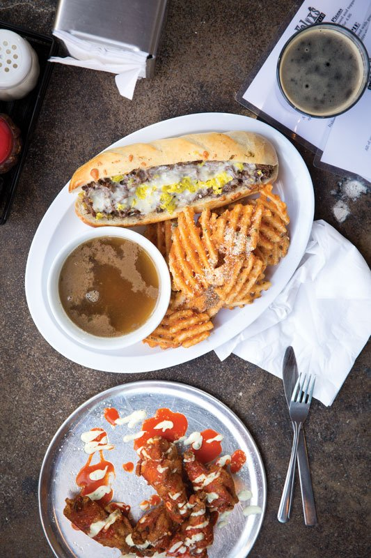 Neighborhood restaurant recs dogtown on the hill and for Felix s fish camp restaurant