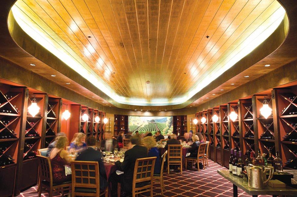 St louis restaurants with hidden dining rooms