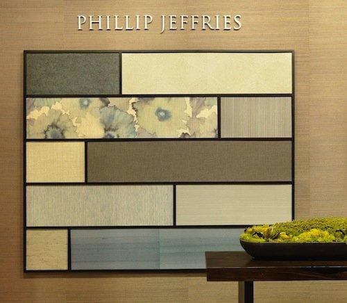 Phillip Jeffries Boutique Wall StLouis KDR 2015 Alise