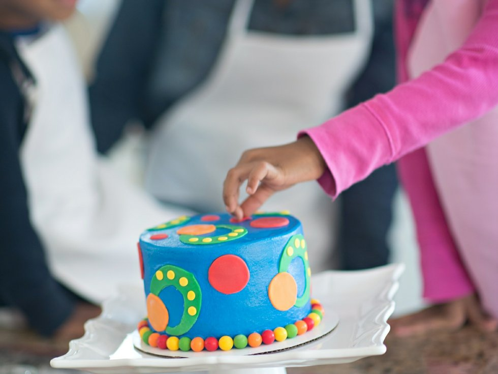 4 bakeries perfect for childrens birthday cakes