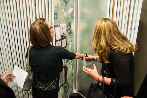 Phillip Jeffries Boutique Unveiling at KDR Designer Showrooms