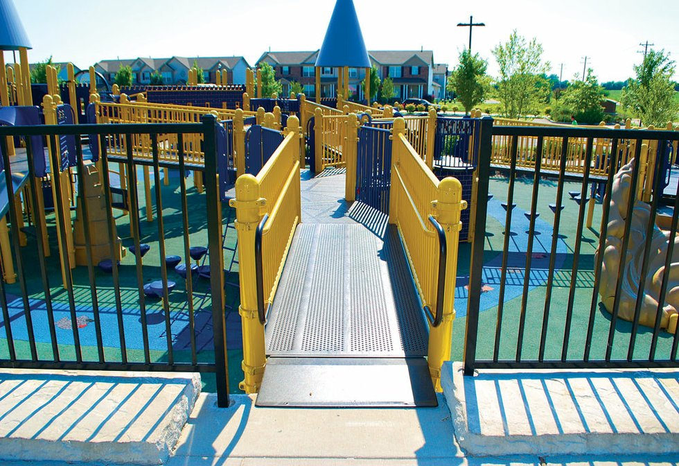 The Best Playgrounds In St Louis