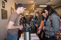 Maplewood Coffee Crawl 2016 in Maplewood, Missouri on April 2, 2016.
