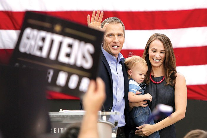 Eric Greitens >> A Closer Look at Eric Greitens, Missouri's Governor-Elect