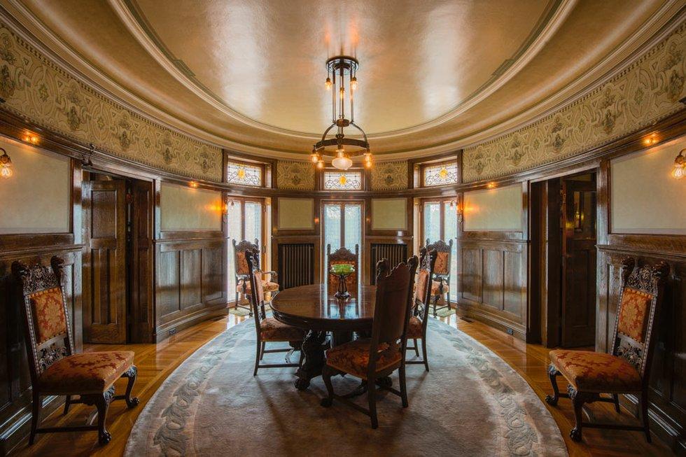 Restoring the magic chef mansion - Interior design schools in st louis mo ...