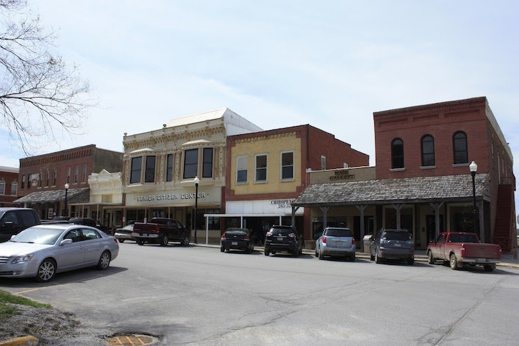 A tour of the small towns of northeastern missouri - Interior design schools in st louis mo ...