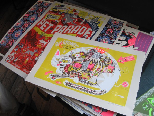 art beggin' pet parade and posters.jpg