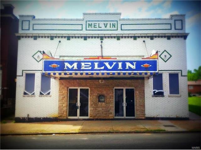 for sale historic melvin theater in south st louis st