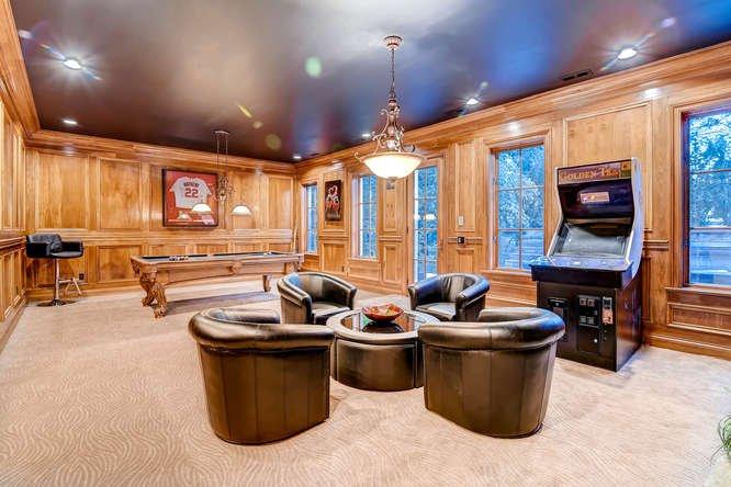 On The Market 34 Million Ladue Estate Features An