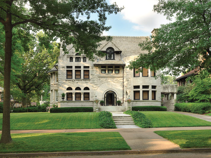 The 10 most beautiful homes in st louis - Interior design schools in st louis mo ...