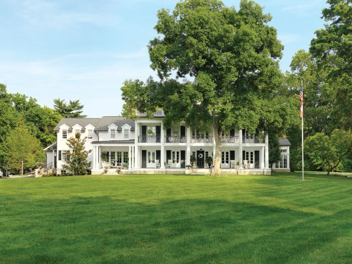 The 10 most beautiful homes in st louis st louis magazine - Interior design schools in st louis mo ...