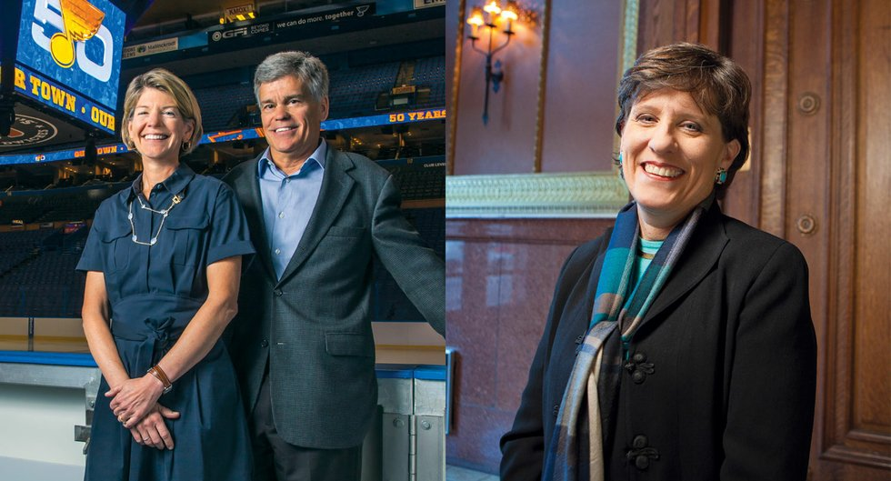The Power List: 100 People Who Are Shaping St  Louis