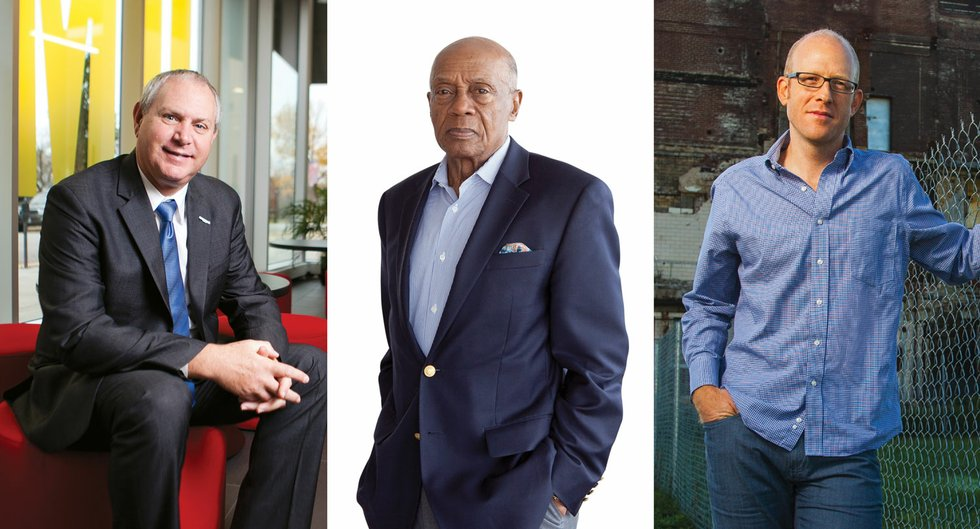 The Power List 100 People Who Are Shaping St Louis