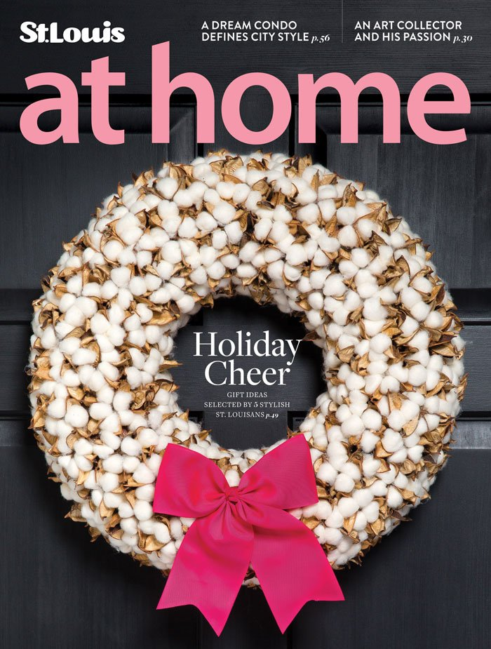 St. Louis At Home Cover November December 2016