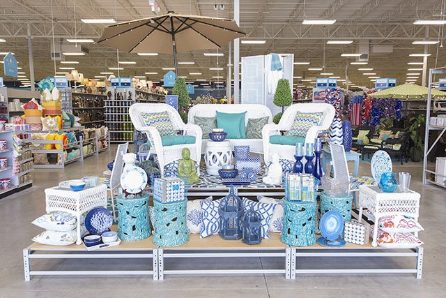 At Home Decor Superstore Comes To Town And Country