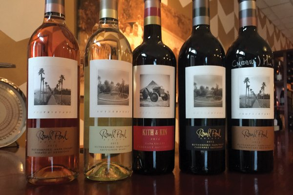A Seat At The Table Round Pond Estate S Wine Dinner At