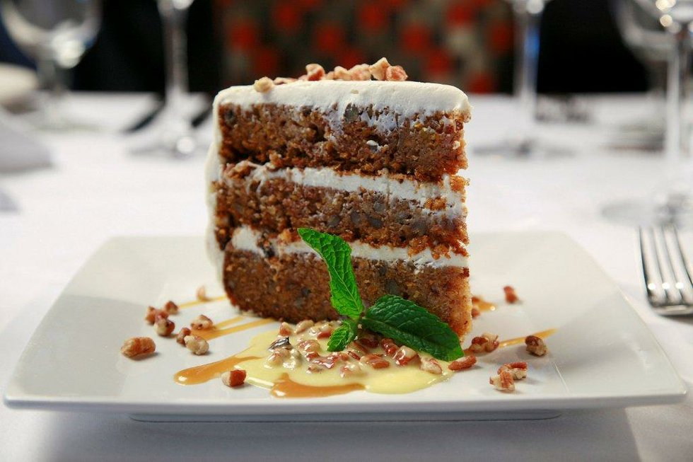 Colossal Carrot Cake