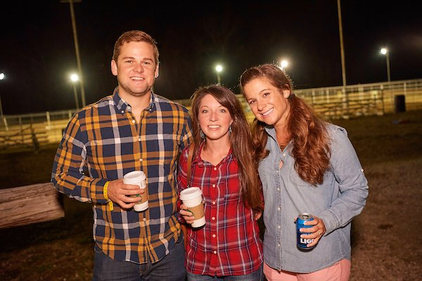 Cowboys for Kiddos presented by The Champions for Children at The Kraus Farms Inc. Equestrian Center in High Ridge, Missouri on Oct 29, 2016.