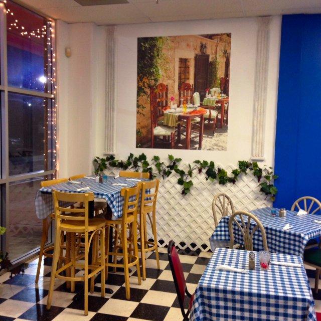Krazy Greek Kitchen Menu