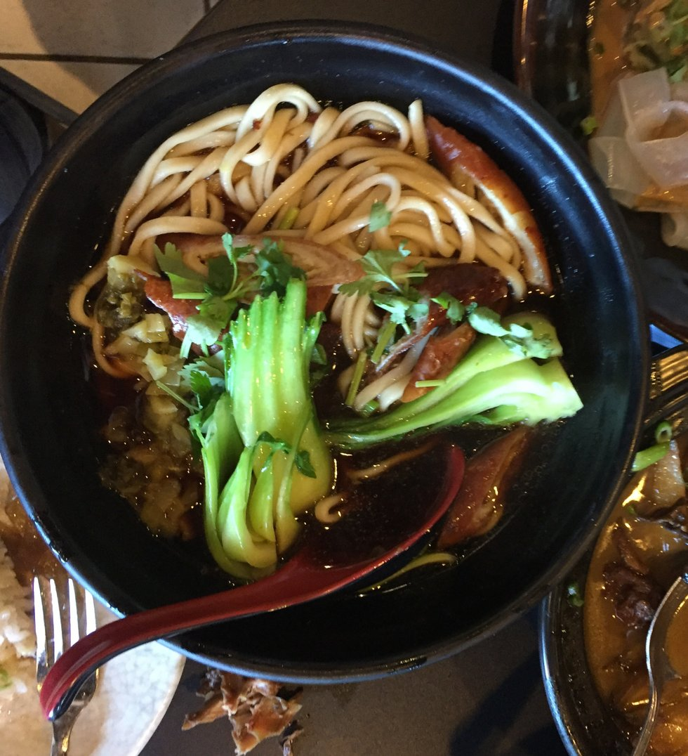 First Look: Cate Zone Chinese Cafe in University City