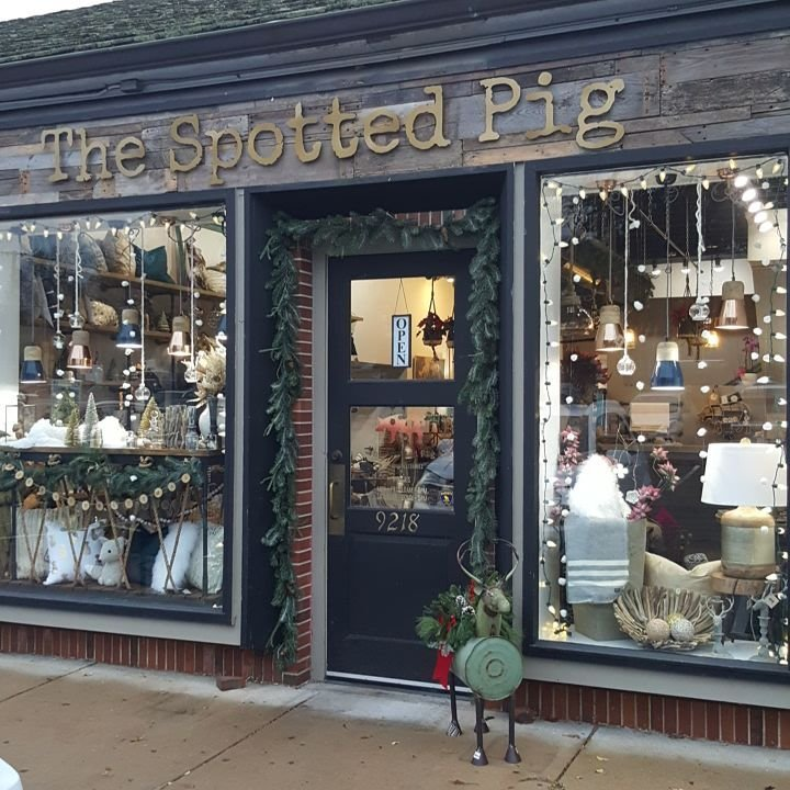 Home Decorative Stores: New In Ladue: The Spotted Pig Home Décor Store