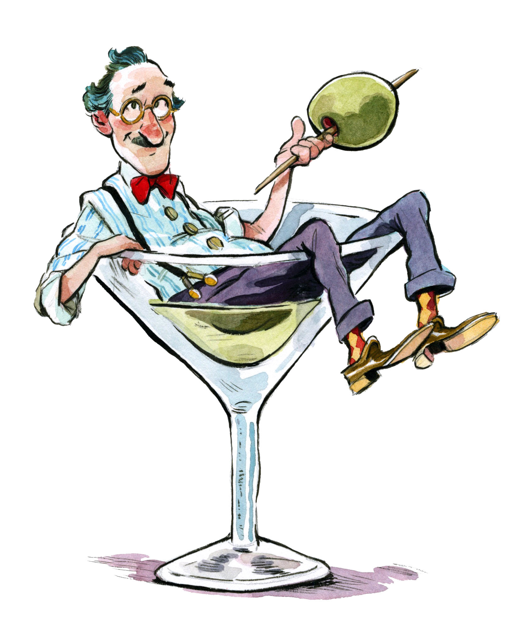 Did Classic Cocktails Like The Martini And Tom Collins