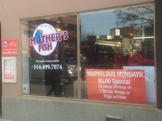 Mothers fish st louis mo