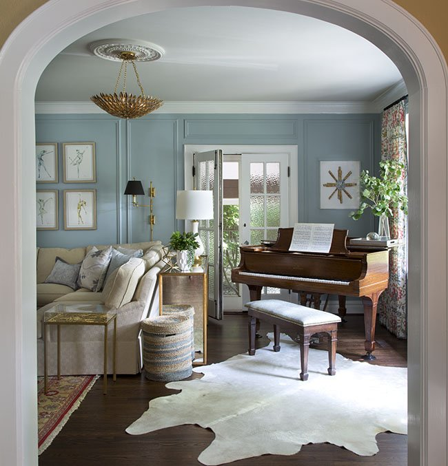 Houzz A Cool Interior Design Website: Designer Laura Lee Transforms Her Private Residence