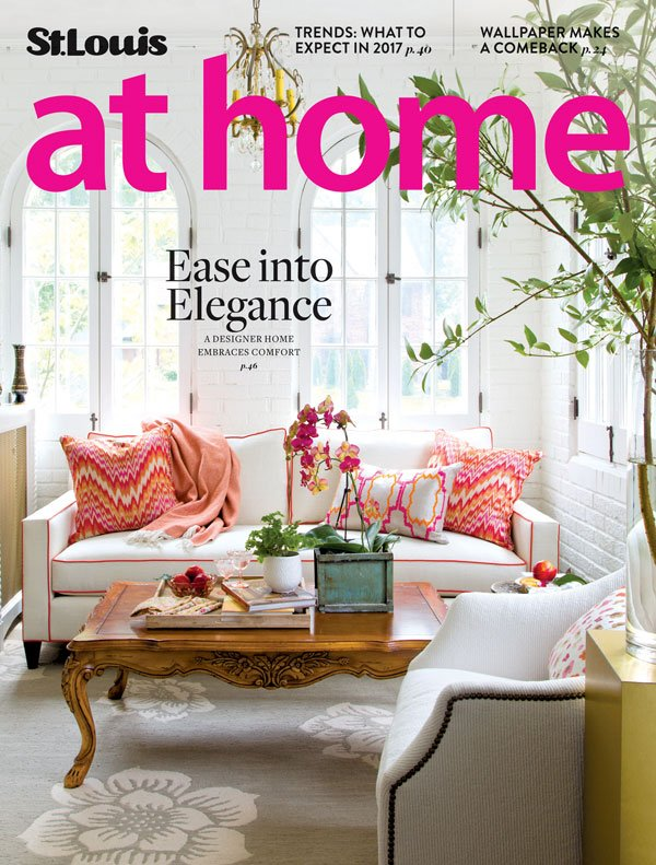 St. Louis At Home Cover January February 2017