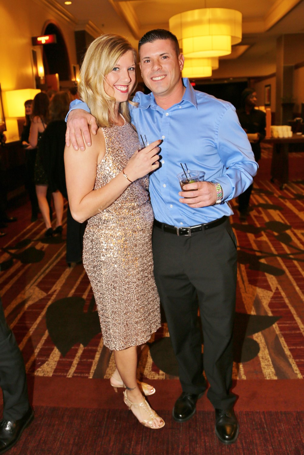 The Ultimate New Year's Eve Party at Hyatt Regency St. Louis