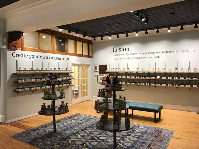 Design Your Own Scent At The Candle Fusion Studio