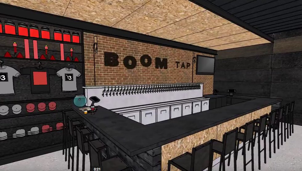 Firecracker Pizza Amp Beer Debuts In The Grove This Spring