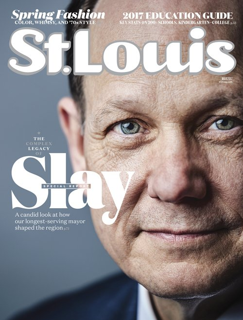 St. Louis Magazine March Issue 2017
