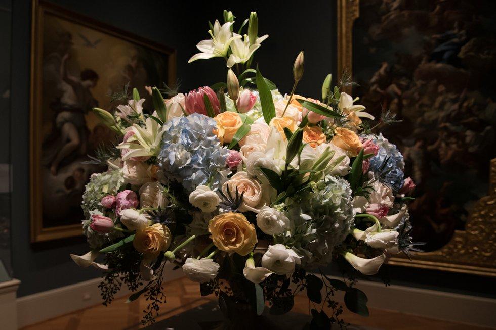 Calendar Floral : Saint louis art museum in bloom