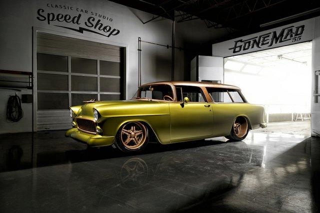 St Louis Classic Car Studio Revs Up For Reality TV Show - Classic car shop