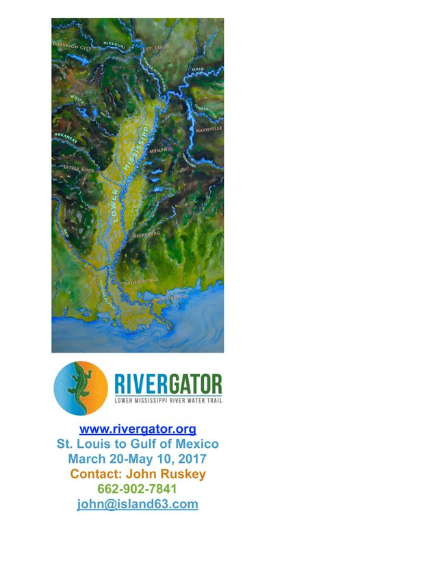 Rivergator Celebration 2