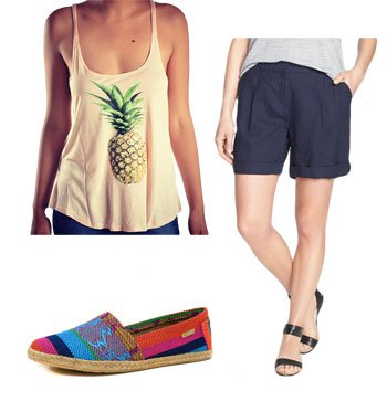 f25b4aa9330 Casual and Stylish Summer Weekend Wear