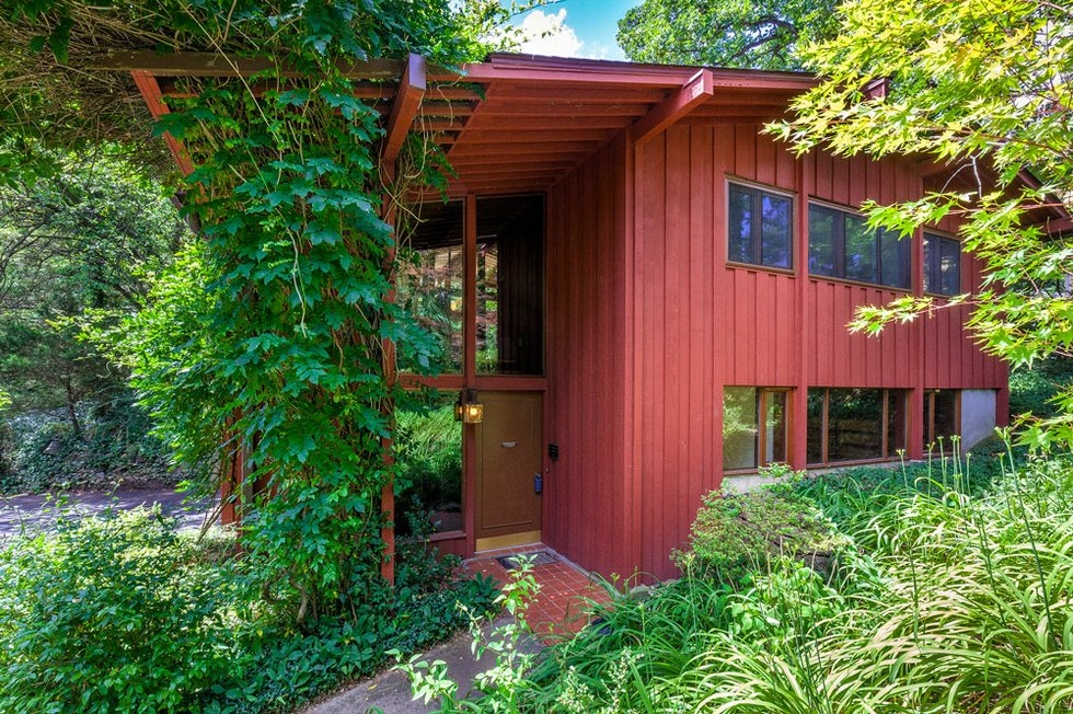 Kirkwood property designed by famous architect is on the for Outdoor living kirkwood