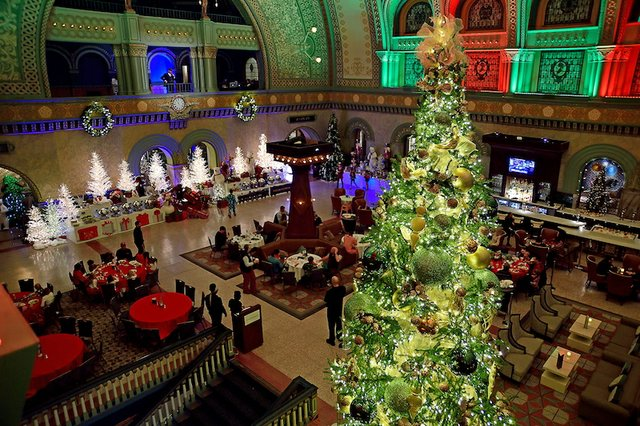 Polar Express Magical Dinner Grand Hall from Above.jpg