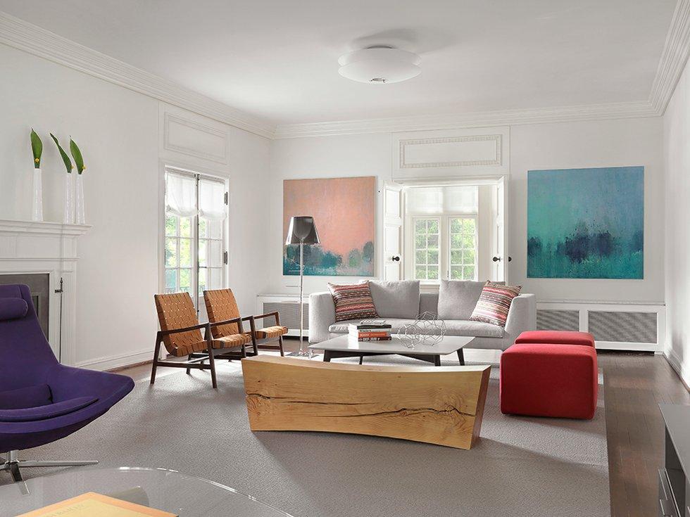 Home Interior Design · Living Room