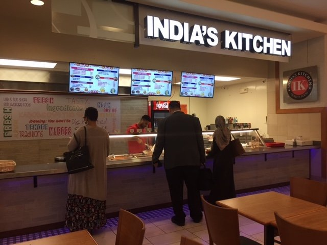 Cost To Remodel A Kitchen: India's Kitchen At The Saint Louis Galleria
