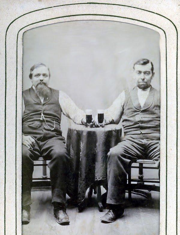 George Loebs & Ferdinand Herold, Courtesy of Norbert Loebs.jpg