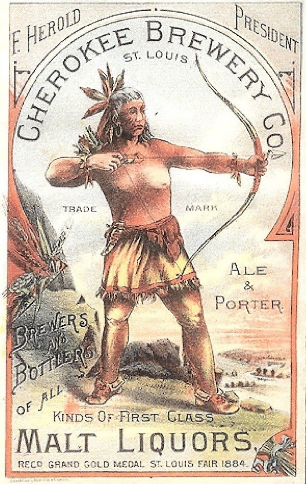 Postcard for Cherokee Brewery after Herold Buyout, Courtesy of Norbert Loebs.jpg