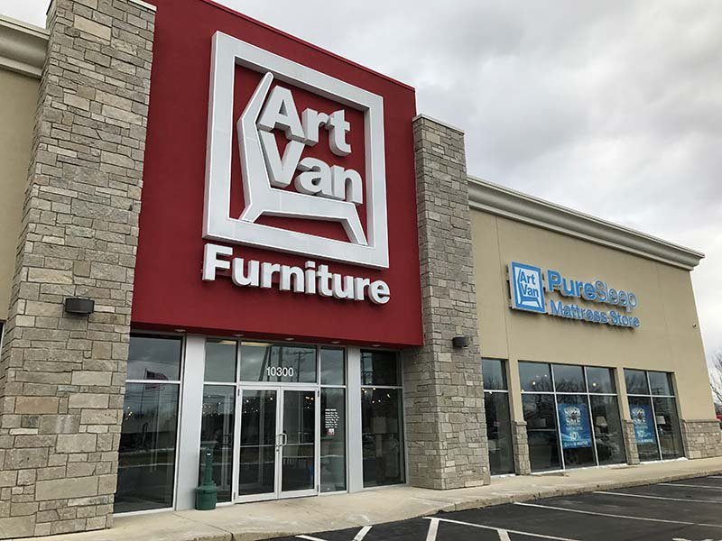Five Rothman Stores To Become Art Van Furniture Locations
