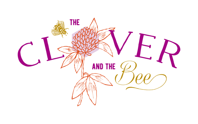 The Clover and the Bee Logo.png
