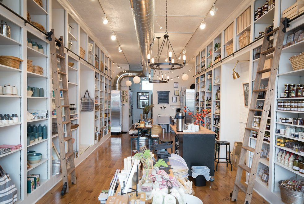 Kelley Hall Barr On Civil Alchemy Her New Boutique In